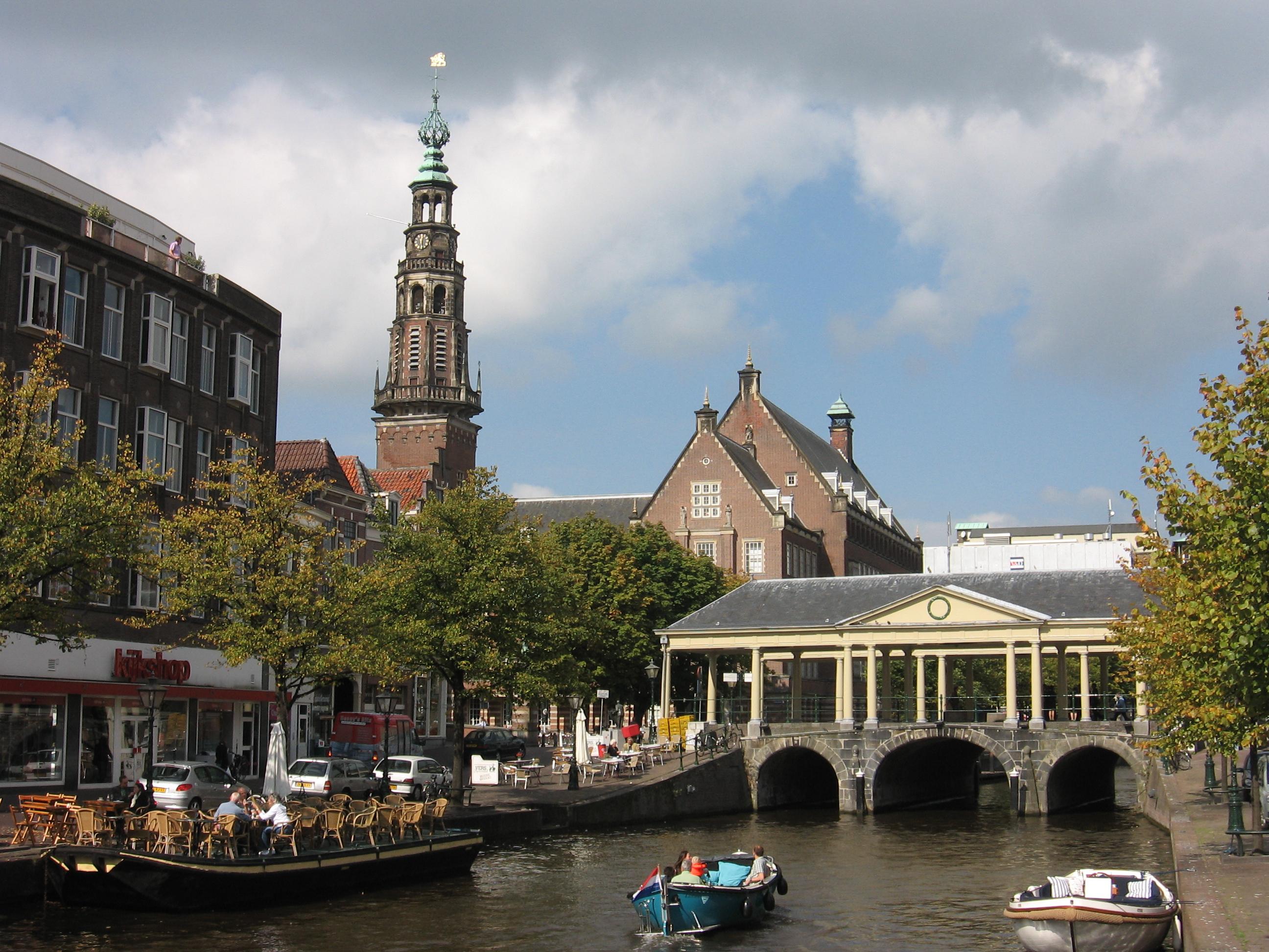 Citygames en teamuitjes in Leiden - Wave Citygames